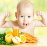 Как улучшить иммунитет ребенка